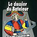 Le dossier du bateleur - manuel ruiz - editions de l'ixcea - 2007