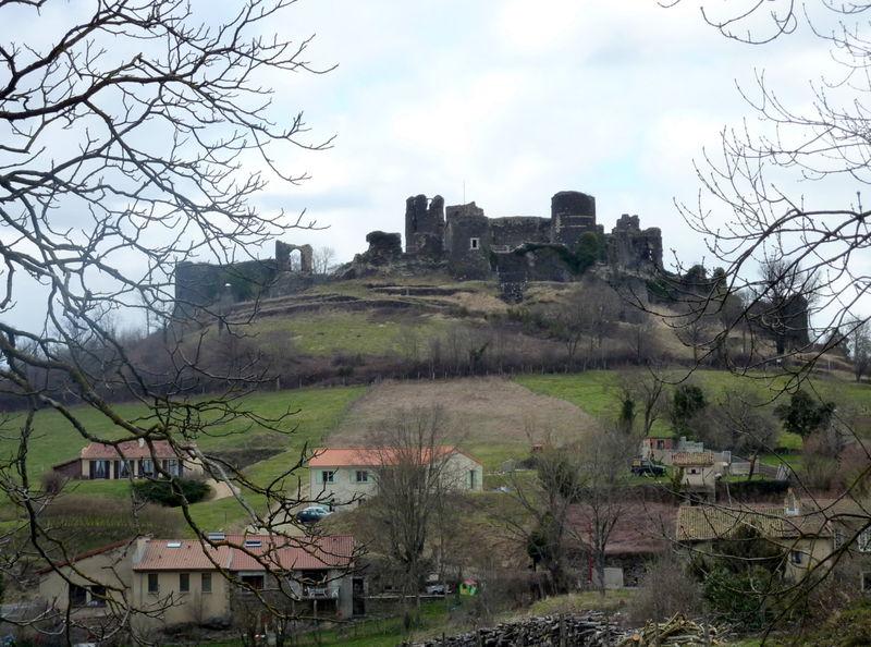 château de Mauzun