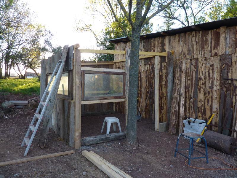 La cabane au fond du jardin mas tournal - La cabane au fond du jardin ...