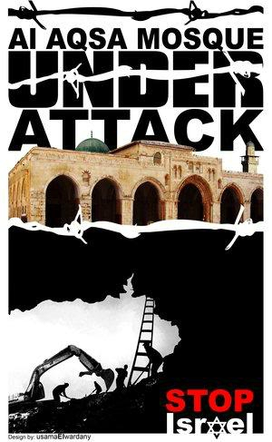Aqsa-attacked