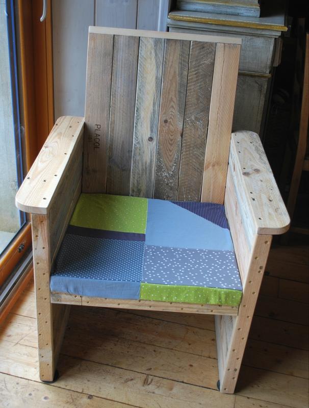 fauteuil palettes 001A