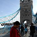 Londres , Tower Bridge