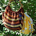 Sac boule de plage
