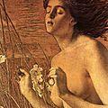 Vertumne et pomone, divinités de l'automne