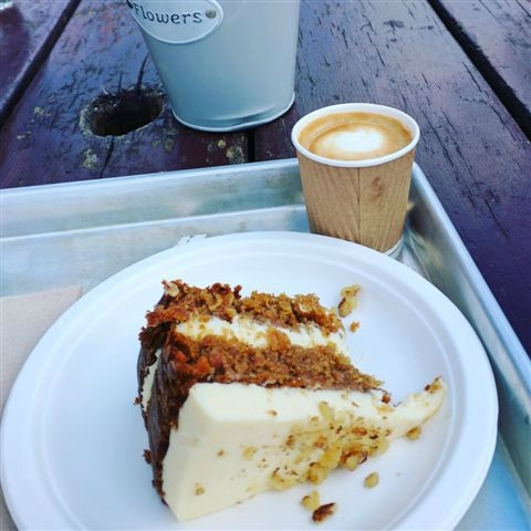Carrot cake ©Kid Friendly