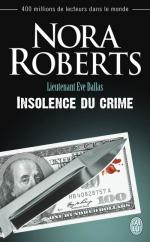 insolence du crime