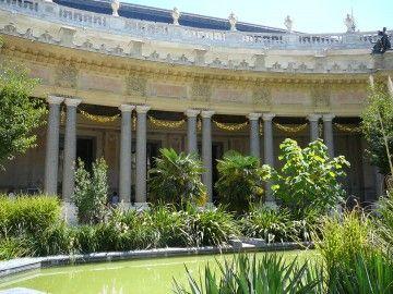 Petit vrac du week end vilaine fifi for Cafe le jardin du petit palais