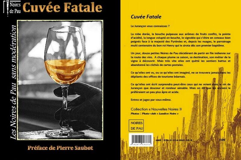 Cuvée fatale Couv et 4ème