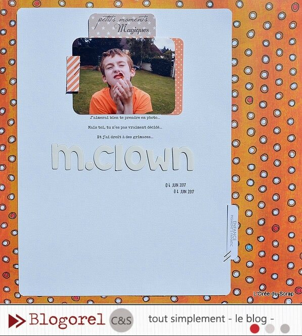m clown blogorel c&s tout simplement