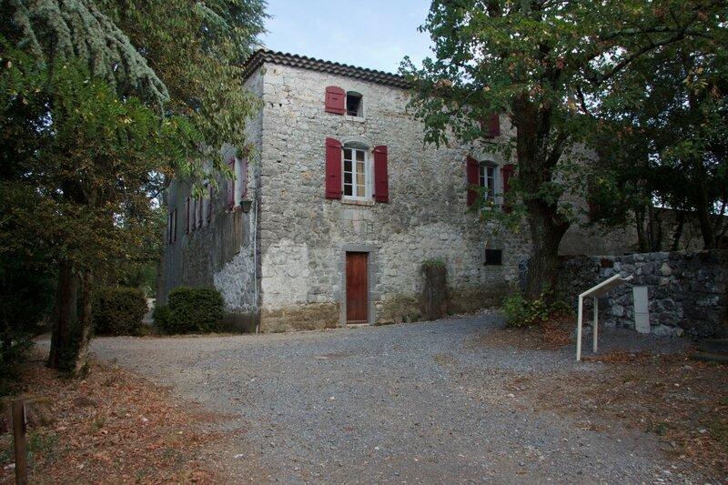 02-Saint Alban Auriolles Maison Familiale Alphonse Daudet-001