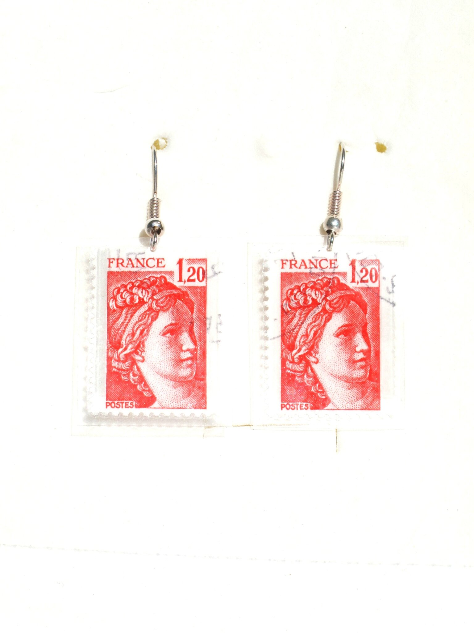 timbre france sabine rouge 1,20