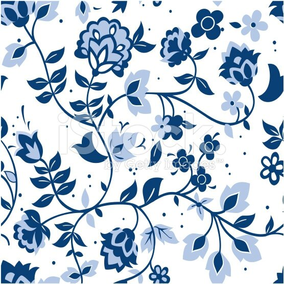 Delft stock-illustration-16325469-delft-blue-pattern-swatch