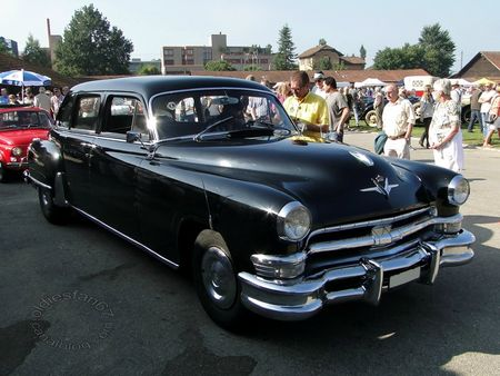 chrysler crown imperial limousine 1953 osmt zug 2012 3