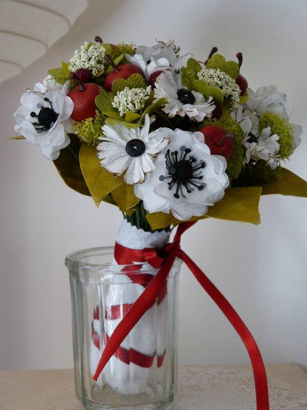 Bouquet Blanche neige (6)