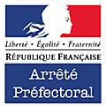 Arrêté préfectoral drcl/b1/2016-114