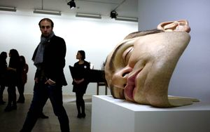 Ron Mueck Photo Thomas COEXIA
