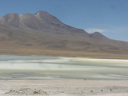Sud de la Bolivie, lac