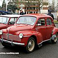 Renault 4cv (1947-1954)(retrorencard fevrier 2014)