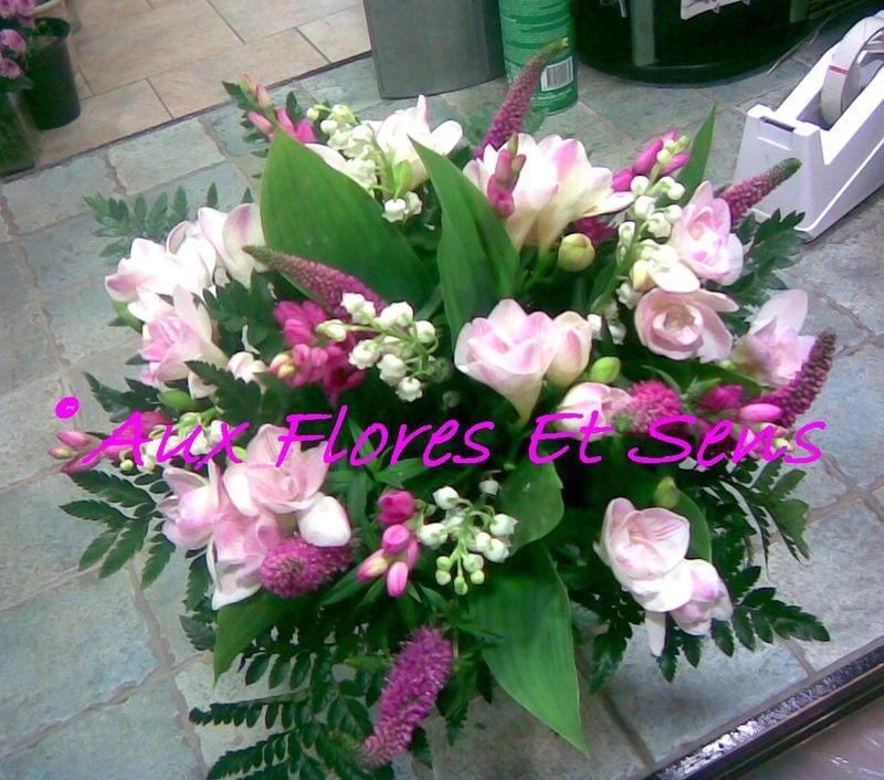 Bouquet avec Muguet