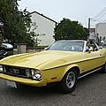 FORD Mustang 2door convertible 1973 Hambach (1)