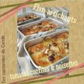 Flan artichaut tomates confites & noisettes (scrap1)