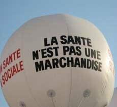 François Fillon est le candidat des assureurs contre la Sécurité sociale. Vous voilà prévenus