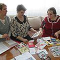 Les lettres pour les nounous de Solikamsk