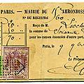 Affranchissements mixtes consécutifs à la loi du 23 août 1871