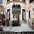 Halloween : une nuit à l'hôtel hanté de brooklyn