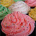Cuisine créative : Les cupcakes