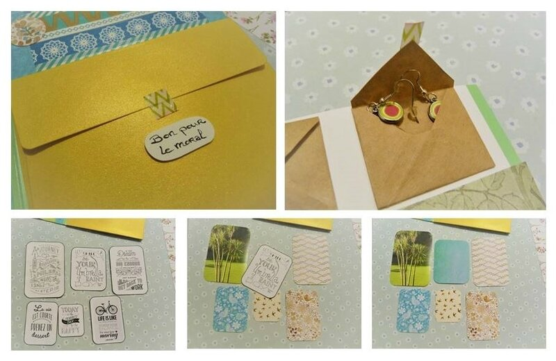 Crea Libellula - Happy Mail de Printemps2
