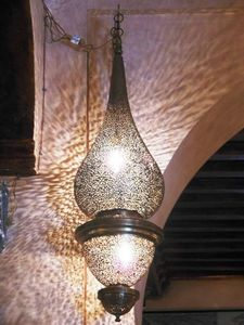 Medina touch moroccan lamp pendant lighting moroccan - Decoration orientale pas cher ...