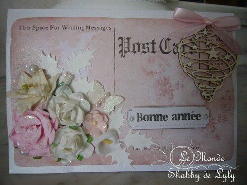 Carte de Claudine - Claudiprisca-Le puits d'amour