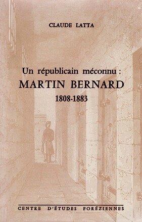 Martin Bernard par Claude Latta couv
