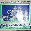 Faience russe