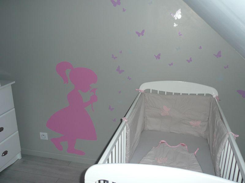 Chambre Petite Fille Rose Et Taupe – Paihhi.com