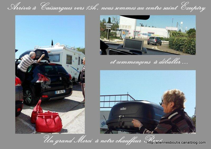 Arrivée salle Saint Exupery. Caissargues le mercredi 4 mai 2016 3h301-002
