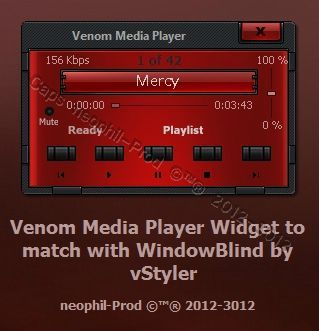 Venom-MediaPlayer-Widget_preview