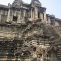 Angkor Wat (tour médiane du sanctuaire central)