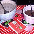 Mousse au chocolat #vegan au jus de pois chiche !