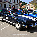 Ford mustang 302 coupé replica Terlingua rcing team (7ème bourse d'échanges autos-motos de Chatenois) 01