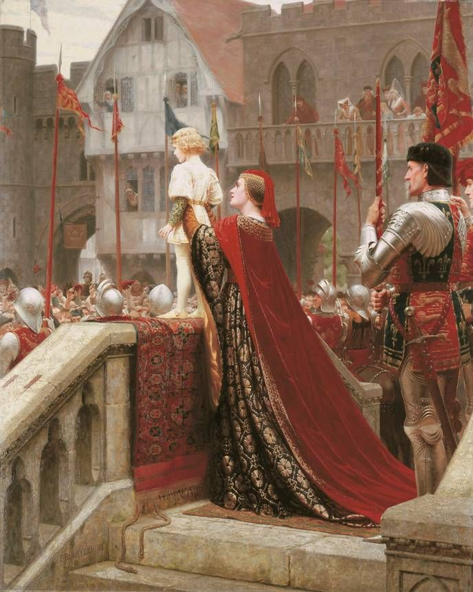 Edmund_Blair_Leighton_Vox_Populi_large