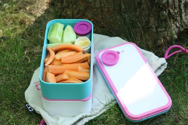 Le bento pour emmener les enfants pique niquer au parc pendant le ramadan avec un bento sakura - Idee pique nique enfant ...
