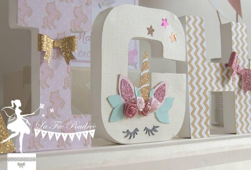 Deco de chambre licorne for Decoration licorne chambre