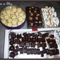 Mes chocolats et friandises de noël 2010