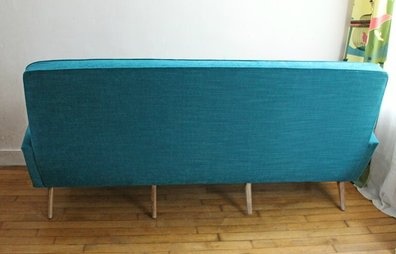 canape-annees-50-turquoise-dos