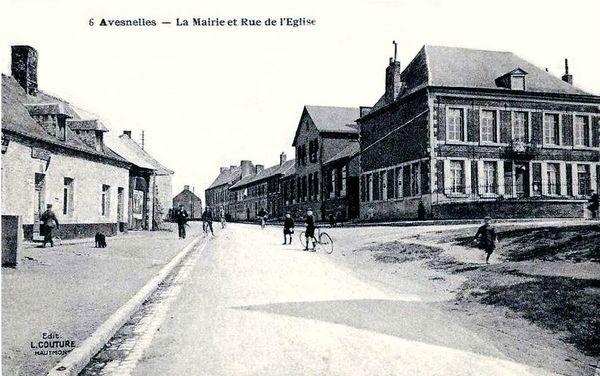 AVESNELLES-La Mairie
