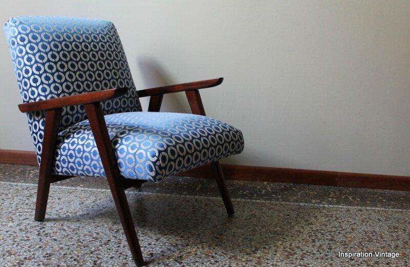 Résultat Supérieur Unique Fauteuil Tissu Bleu Image Kjs - Fauteuil tissu bleu