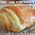 { Pains au chocolat et croissants } Leon de feuillettage  ma faon { simple et efficace }