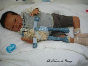 bébé reborn garcon